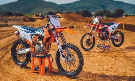 KTM de Motocross 2022