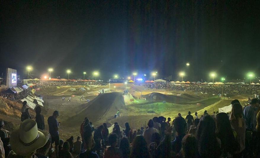 Motocross Nocturno en Fresnillo