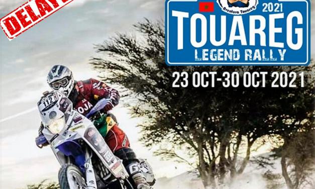 Aplazado el Touareg Legend Rally