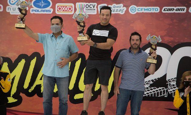 Resultados; Adventure Coahuila Desert Rally