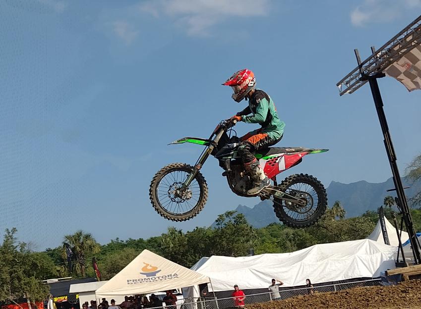 8a fecha del Nacional de Motocross