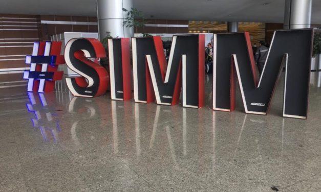 Lanzamiento de modelos 2022 en el SIMM