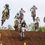 Clasificatoria, Latinoamericano de Motocross