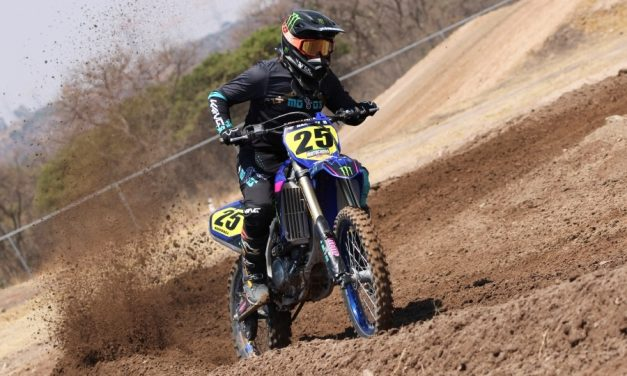 Campeones Nacionales de Motocross 2021